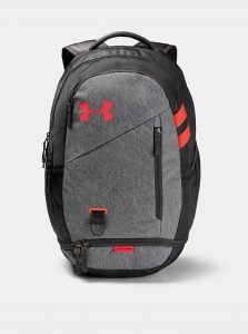 Šedý batoh Hustle 26 l Under Armour