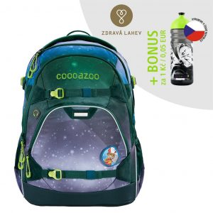 Coocazoo ScaleRale OceanEmotion Galaxy Blue AGR
