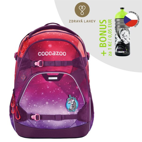 Coocazoo ScaleRale OceanEmotion Galaxy Pink AGR