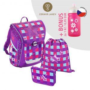 Hama Baggymax Fabby Pink Star set