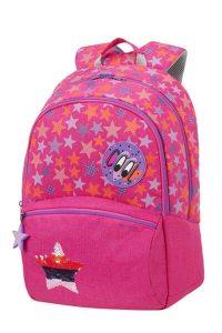 Samsonite Školní batoh Color Funtime L 24 l – růžová