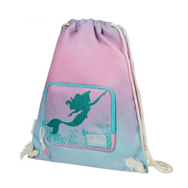 American Tourister Sportovní vak Modern Glow Disney The Little Mermaid – The Little Mermaid