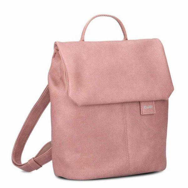 Zwei Dámský batoh Mademoiselle MR8 4 l – starorůžová