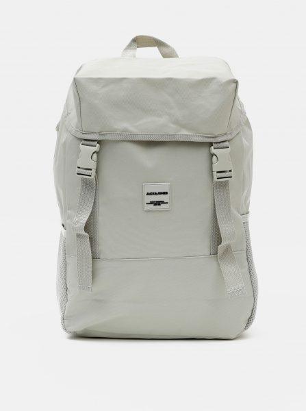 Světle šedý batoh Jack & Jones Luke
