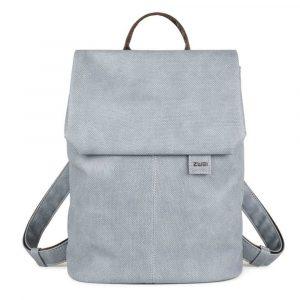 Zwei Dámský batoh Mademoiselle Canvas MR13 6l – světle modrá