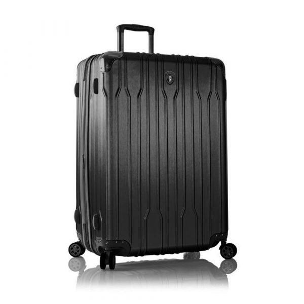 Heys Skořepinový cestovní kufr Xtrak L Black 153 l
