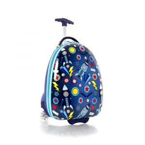 Heys Dětský cestovní kufr Kids Outer Space 2 27 l