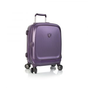 Heys Kabinový cestovní kufr Gateway Widebody S Purple 49 l