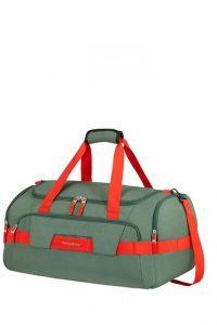 Samsonite Cestovní taška Sonora Duffle 59,5 l – zelená