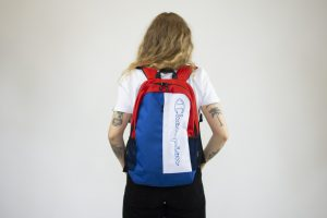 Backpack OLB/WHT/HRR/NBK