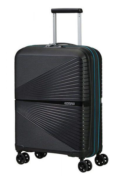 American Tourister Kabinový cestovní kufr Airconic Neon 33,5 l – modrá