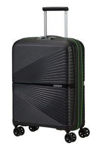 American Tourister Kabinový cestovní kufr Airconic Neon 33,5 l – zelená