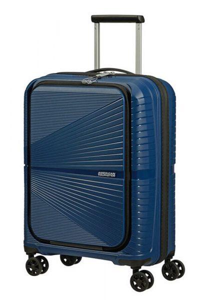 """American Tourister Kabinový cestovní kufr Airconic 15.6"""" Frontloader 34 l – tmavě modrá"""