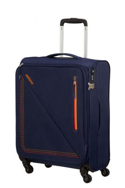 American Tourister Kabinový cestovní kufr Lite Volt Spinner 44,5 l – SUNSET