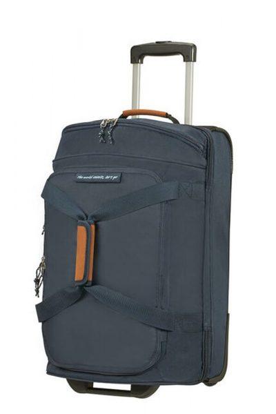 American Tourister Cestovní taška na kolečkách Alltrail S 53 l – tmavě modrá