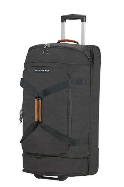 American Tourister Cestovní taška na kolečkách Alltrail L 95,5 l – černá