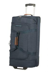 American Tourister Cestovní taška na kolečkách Alltrail L 95,5 l – tmavě modrá