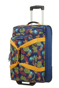 American Tourister Cestovní taška na kolečkách Alltrail S 53 l – modrá