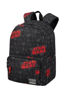 American Tourister Batoh Urban Groove Disney Star Wars Logo 22 l – šedá