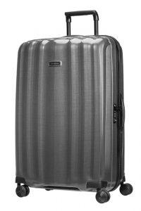 Samsonite Cestovní kufr Lite-Cube DLX Spinner 82V 122 l – šedá