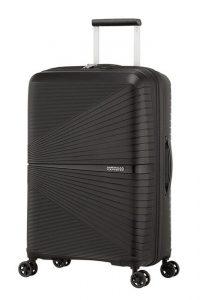 American Tourister Skořepinový cestovní kufr Airconic 67 l – černá