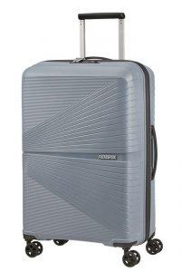 American Tourister Skořepinový cestovní kufr Airconic 67 l – šedá