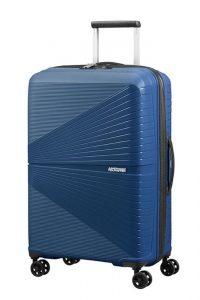 American Tourister Skořepinový cestovní kufr Airconic 67 l – tmavě modrá
