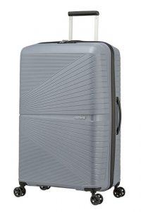 American Tourister Skořepinový cestovní kufr Airconic 101 l – šedá