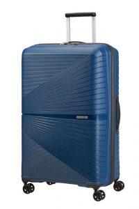 American Tourister Skořepinový cestovní kufr Airconic 101 l – tmavě modrá