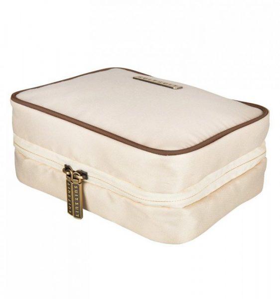 Cestovní obal na spodní prádlo SUITSUIT® AS-71213 Antique White