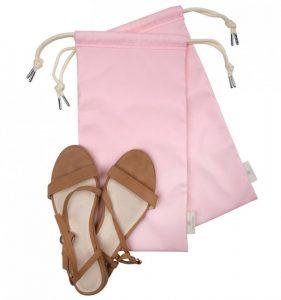 Obal na boty SUITSUIT® 2 ks AF-26833 Pink Dust