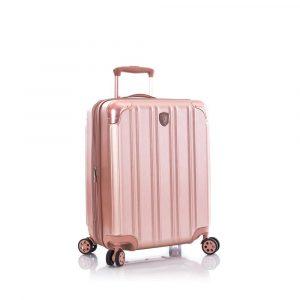 Heys Kabinový cestovní kufr DuoTrak S Rose Gold 57 l
