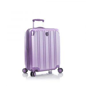 Heys Kabinový cestovní kufr DuoTrak S Lilac 57 l