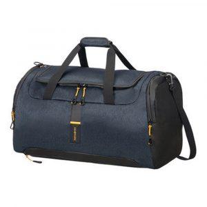 Samsonite Cestovní taška Paradiver Light 84 l – modrá