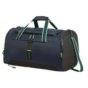 Samsonite Cestovní taška Paradiver Light 84 l – tmavě modrá