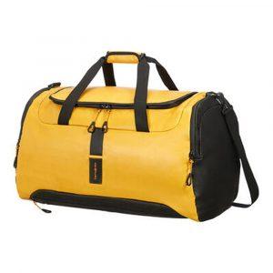 Samsonite Cestovní taška Paradiver Light 84 l – žlutá