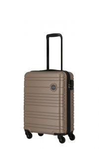 Travelite Kabinový cestovní kufr Roadtrip S Champagne 36 l