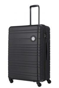 Travelite Skořepinový cestovní kufr Roadtrip L Black 97 l