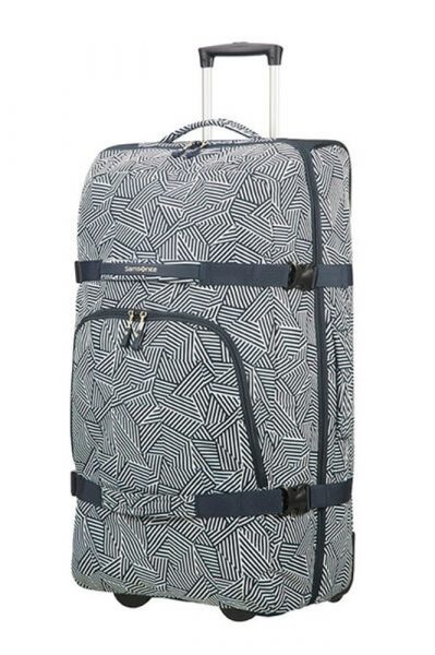Samsonite Velká cestovní taška na kolečkách Rewind 113 l – navy blue