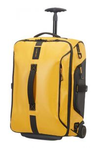 Samsonite Kabinová taška s kolečky PARADIVER 51 l – žlutá