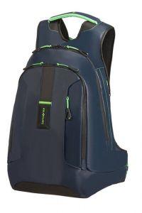 """Samsonite Velký batoh na notebook 15,6"""" PARADIVER L+ 24 l – modrozelená"""