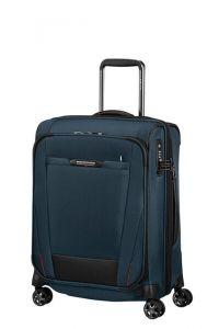 Samsonite Kabinový kufr PRO-DLX5 40,5/51,5 l – modrá