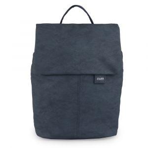 Zwei Dámský batoh Mademoiselle Nubuk MR13 – modá