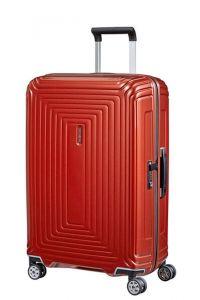 Samsonite Cestovní kufr Neopulse Spinner 44D 74 l – lesklá červená