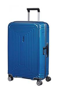 Samsonite Cestovní kufr Neopulse Spinner 44D 74 l – lesklá modrá