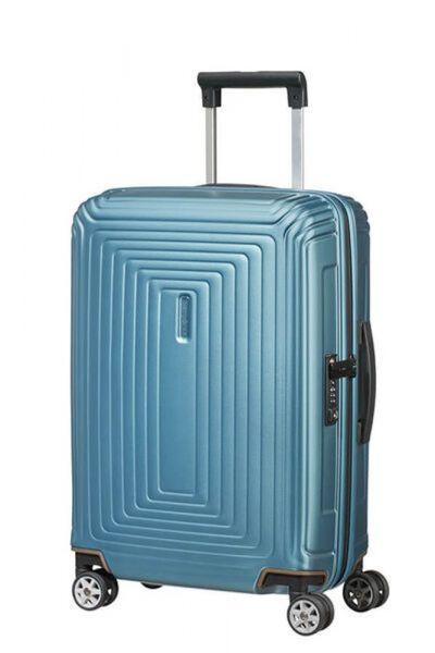 Samsonite Kabinový cestovní kufr Neopulse Spinner 44D 38 l – matná modrá
