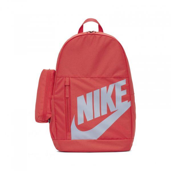 Y nk elmntl bkpk – fa19 TRACK RED/TRACK RED/FOOTBALL GREY
