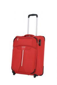 Travelite Kabinový cestovní kufr Speedline 2w S Red 35 l