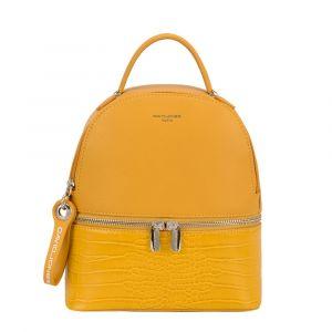 David Jones Paris Dámský batoh 6269-1 – žlutá