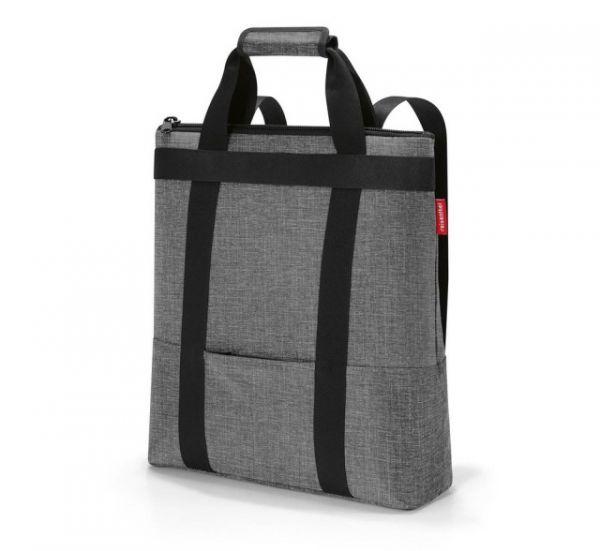 Batoh a taška Reisenthel Daypack Twist silver